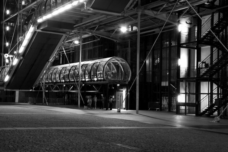 6-Beaubourg by night_1520