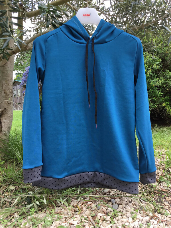 sweat-shirt maille 2