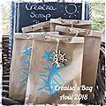 Créaisa's bags août 2018