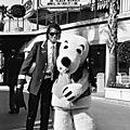 Michael jackson à knott's berry farm, le 30 mars 1984