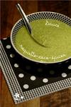 Sauce roquette-coco-curry-curcuma-coriandre