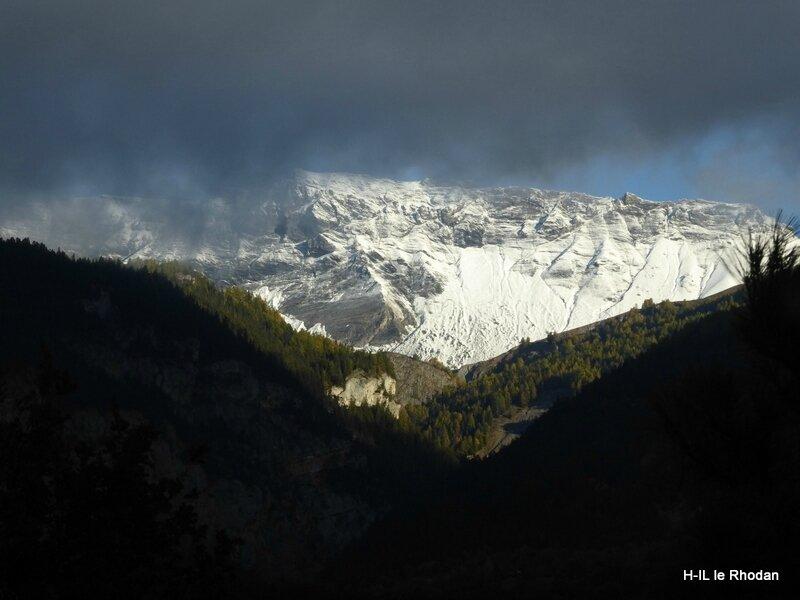 Montagnes en couleur (1)