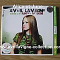 CD compilation Under My Skin green cover 2-Asie (2004)