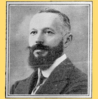 Inauguration Monument 3 sièges 1913 Le Petit Parisien Paul Morel