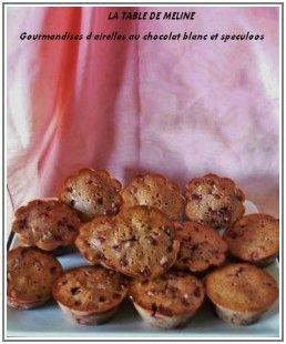 Gourmandises d'airelles au chocolat blanc 6