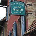 Passage au domaine pfister, dahlenheim (67)