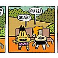 Strip 126 / bill et bobby / bon ?