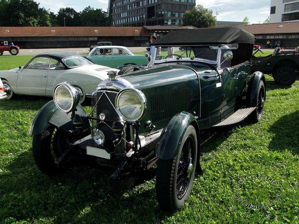 lagonda 3-litre tourer 1930 1