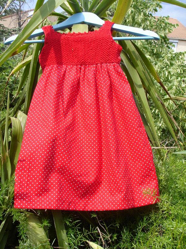 la petite robe à empiècement