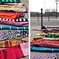 Reconversion de l'écharpe des records par escapades sambre-avesnoises : près de 30 kilomètres d'écharpes transformés !