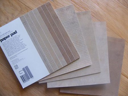 LOT 5 Paper Pad BG