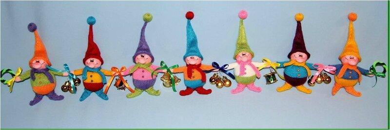 Traduction Little Gnome - Elena Belova
