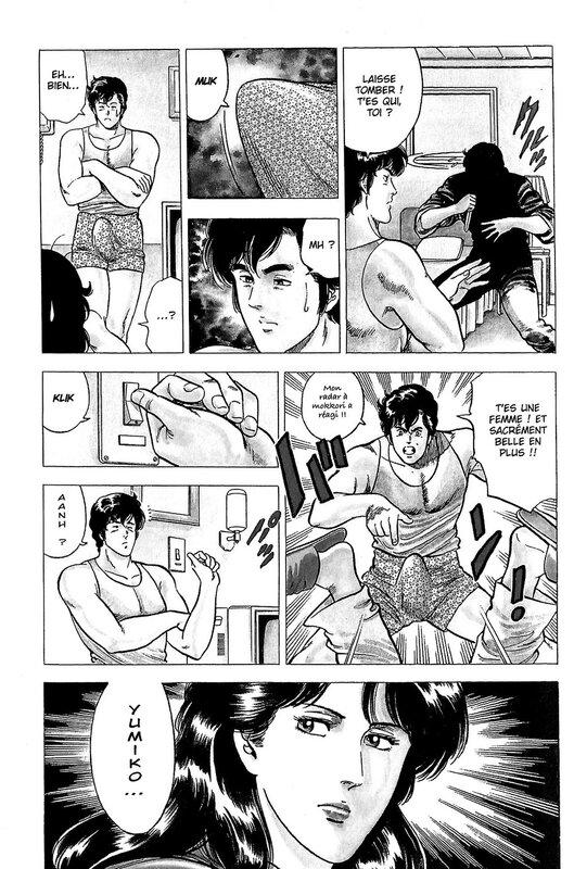 Canalblog Japon Manga City Hunter Erections Best Of Tome03 09