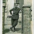 Le service militaire au dépôt d'instruction d'infanterie 161 d'albi