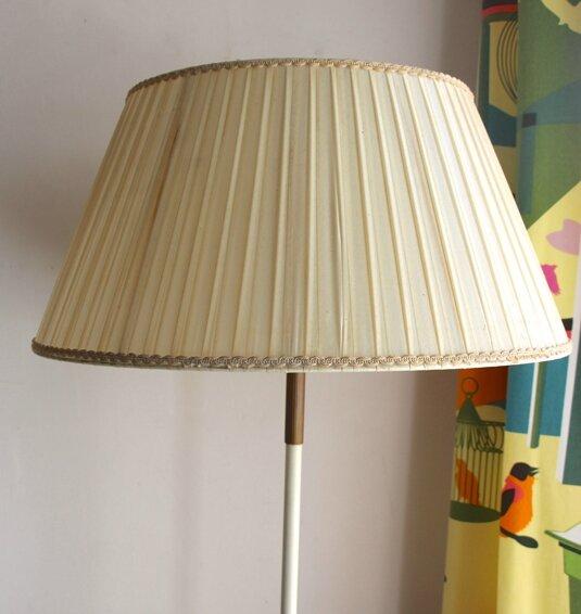 lampadaire-vintage-abat-jour
