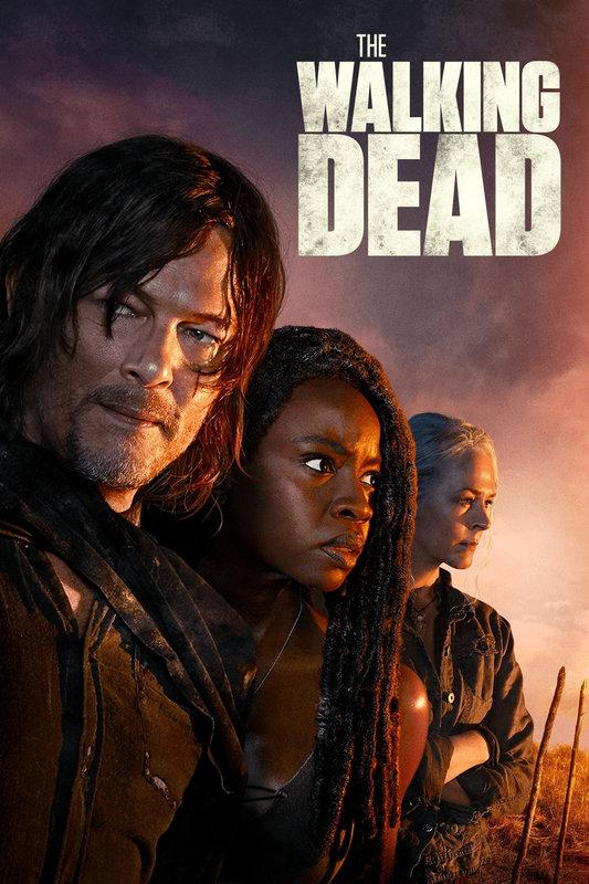 Walking Dead S11 poster