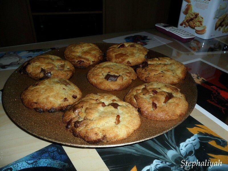 Cookies -- 30 octobre 2014
