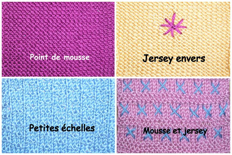 debuter tricot
