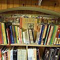 Superbe collection de livres et objets tintin à la farfa' !