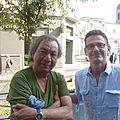 Tony gatlif tourne le film geronimo avec céline sallette et raphaël personnaz
