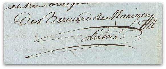Augustin signature z