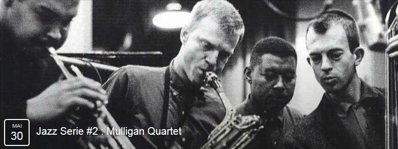 Jazz Series2-Gerry Mulligan 4tet