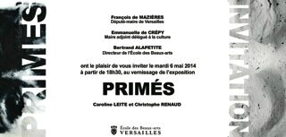 Invit primés CR+cl2014