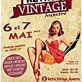 1er salon du retro vintage