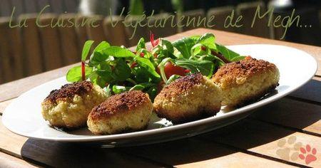 nuggets de tofu