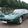 Maserati ghibli 4.7 coupé 1970