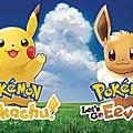 Comment jouer gratuitement pokémon: let's go, pikachu! and let's go eevee! sur nintendo switch