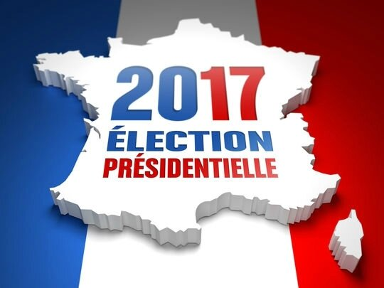 election presidentielle 2017 France logo