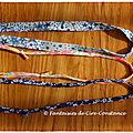 Colliers Croix Jérusalem