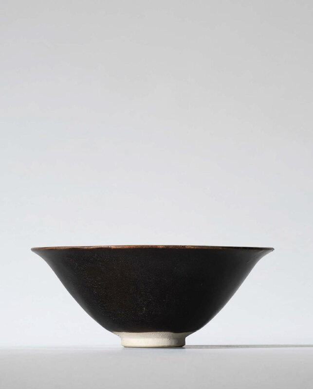 A Ding-type black-glazed bowl, Northern Song dynasty (960-1127)