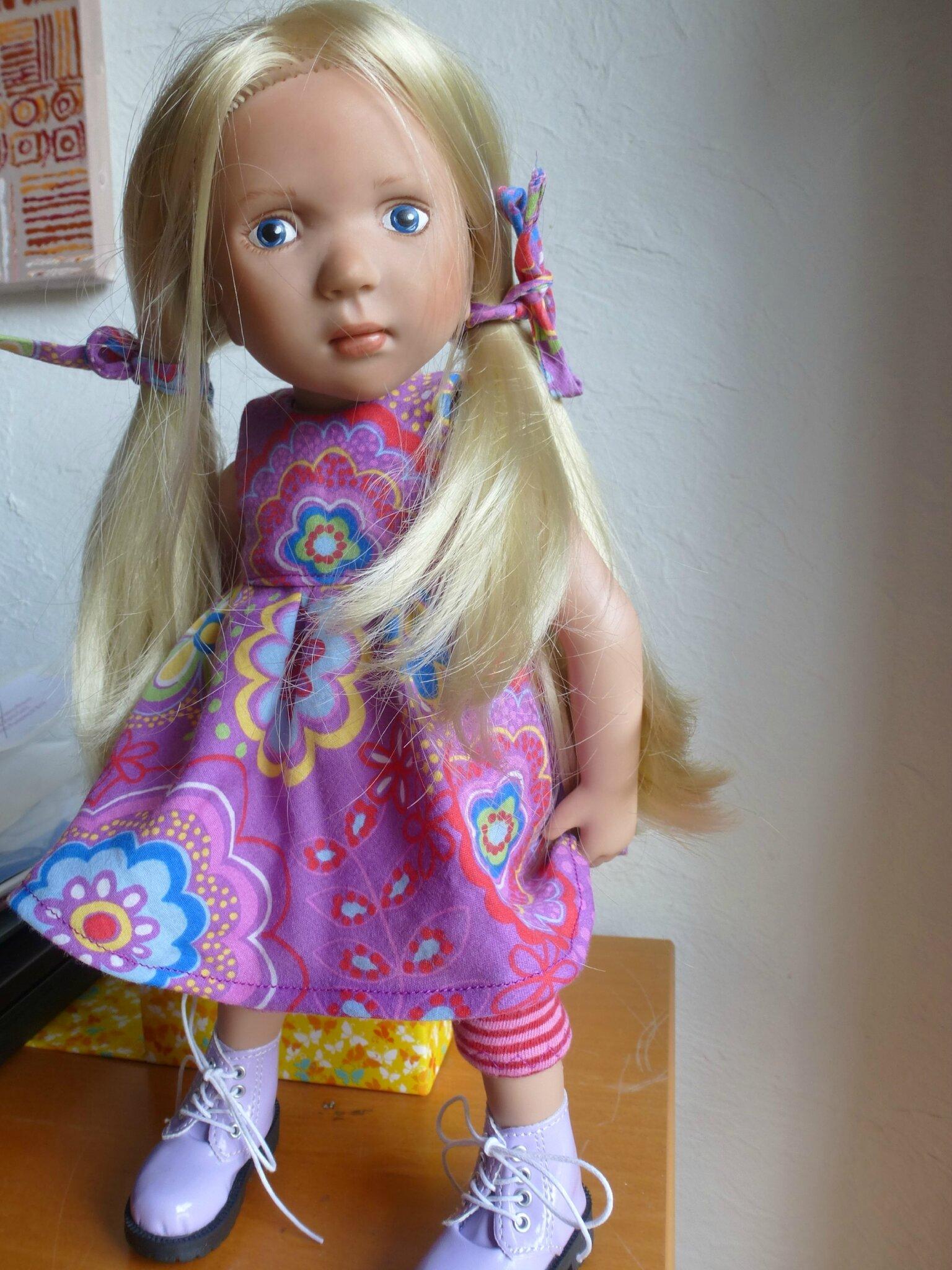 Ensemble robe et leggins pour petite Zwergnase et Wichtel, plus disponible, 15 € et 2,40
