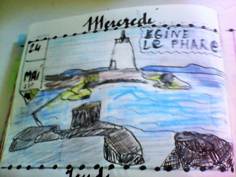 24 mai plage du phare
