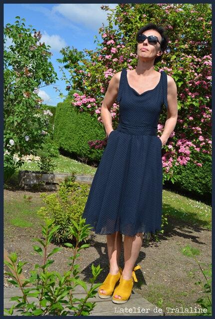 Tralaline robe rose (2)