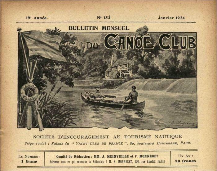 Bulletin CCF janvier 1924 en-tête red