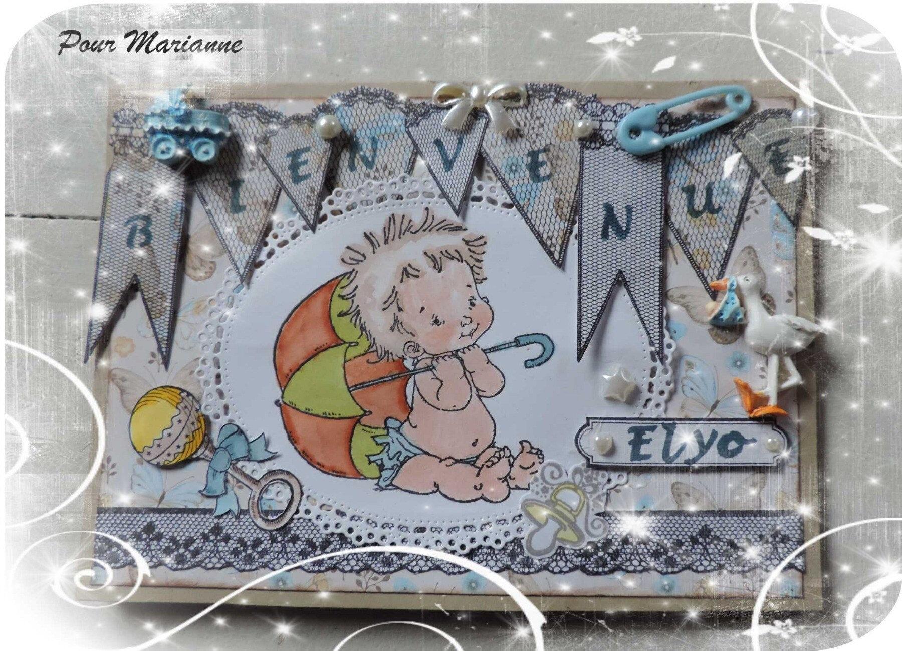 Pour le tit Fils de Marianne * Décembre 2018