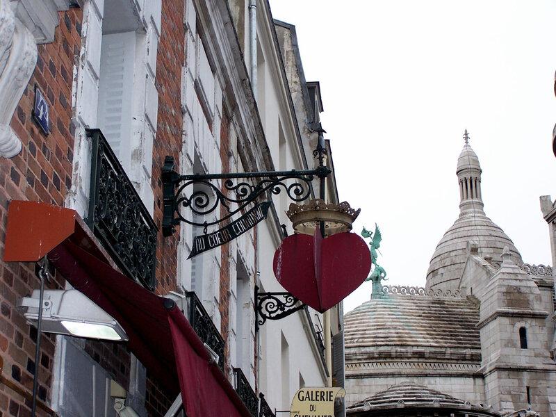 Quartier du Sacré-Coeur