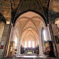 Basilique St Seurin, le choeur