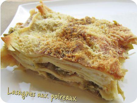 lasagnes poireaux (scrap)
