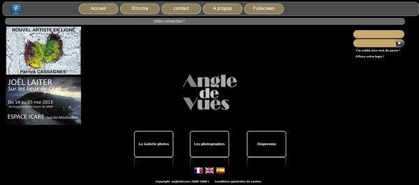 ACCUEIL ANGLE DE VUES