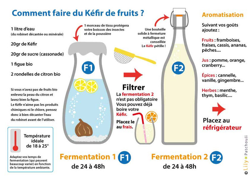 Kefir-explications