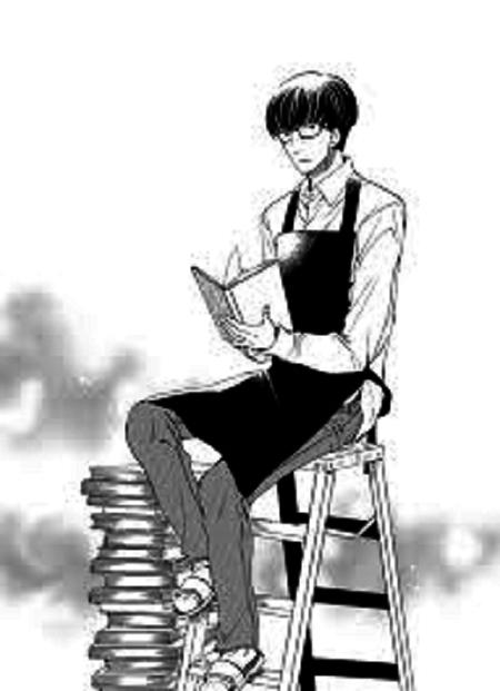 Le maître des livres T1 planche 1