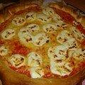 La pizza toute bête