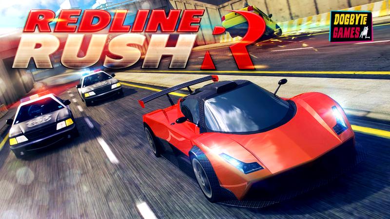 RedLine Rush - DogBite Games