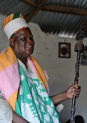 Le plus grand et puissant marabout d'Afrique DADA DEMBO