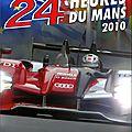 Annuel des 24 heures du mans 2010