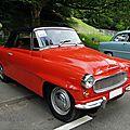 Skoda felicia cabriolet-1958